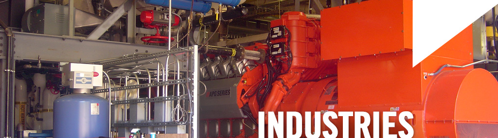 Notch Mechanical Constructors - Power, Cogeneration, and Utility Plants